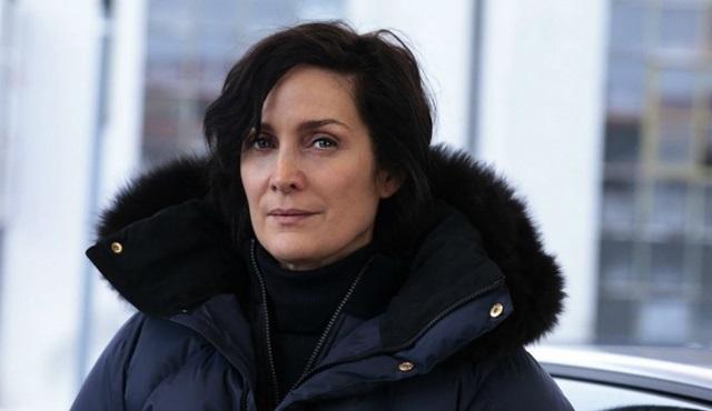 Carrie-Anne Moss, Nordik dizi Wisting'in başrolünü üstlendi