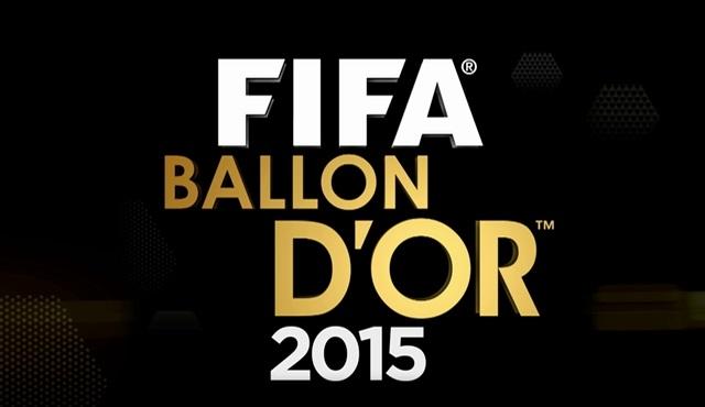 Ballon d'OR 2015 Ödül Töreni canlı yayınla NTV Spor'da!