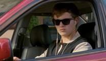 Baby Driver filminin açılış sahnesi yayınlandı