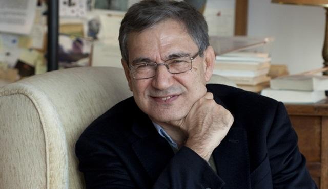 """Orhan Pamuk'tan yeni romanı """"Kırmızı Saçlı Kadın""""a imza günü!"""
