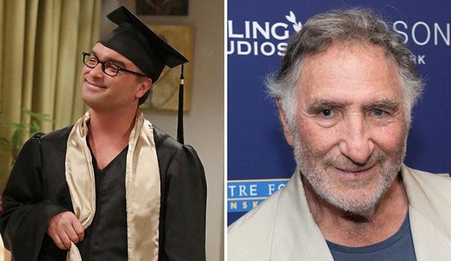 The Big Bang Theory'de Leonard'ın babası geliyor