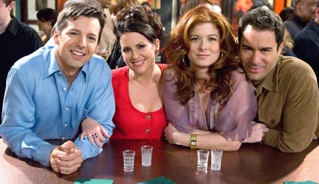 Ekranlara geri dönen Will and Grace'in bölüm sayısı artırıldı