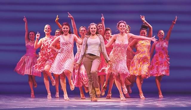 """Yetenek yarışmasına katıldı """"Mamma Mia!"""" Müzikali'nin başrolünü kaptı!"""