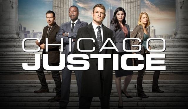 NBC, Chicago Justice dizisini iptal etti