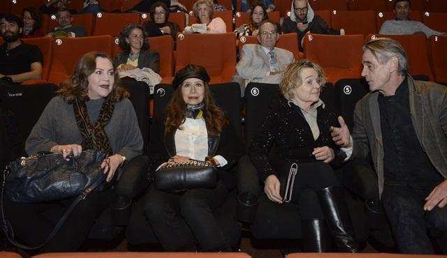 """Nahid"" ekibi Antalya Film Festivali'nde!"