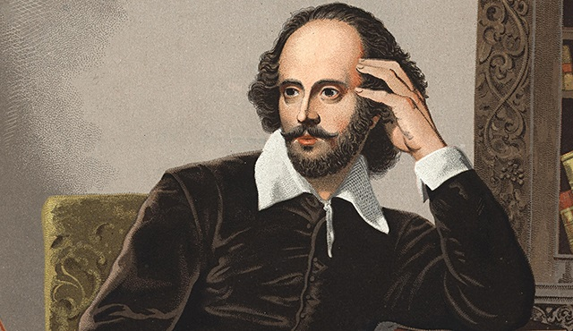 William Shakespeare'in hayatı dizi oluyor