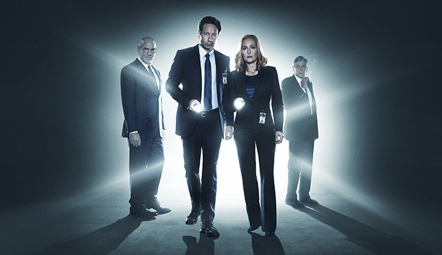 Fenomen dizi The X-Files FoxCrime'a geri dönüyor