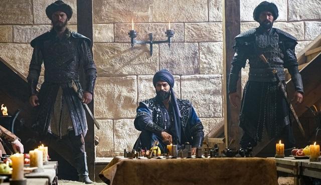 Kuruluş Osman dizisi Kuzey Afrika'da yayına başlıyor!