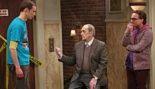 Bob Newhart ve Keith Carradine, The Big Bang Theory'ye geri dönüyor