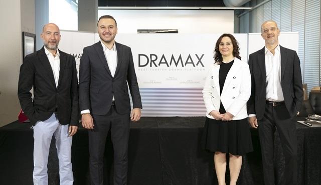 Yeni nesil dijital platform Dramax yayın hayatına başladı!