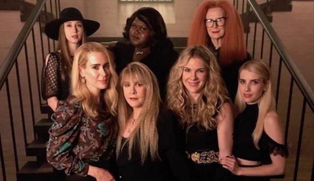 American Horror Story'nin 8. sezonundan yeni afişler ve teaser tanıtımlar geldi