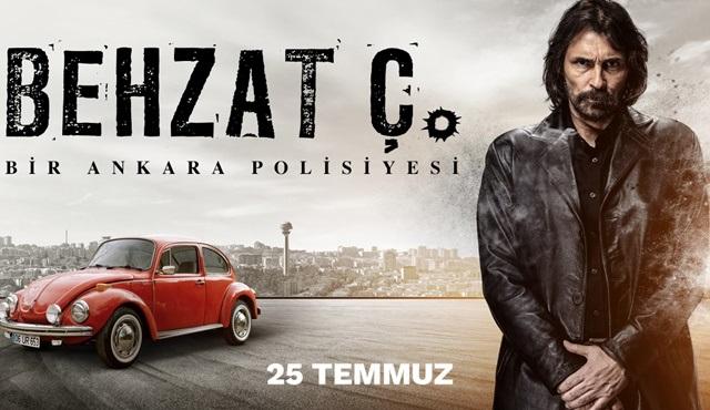 Behzat Ç.: Bir Ankara Polisiyesi'nin afişi yayınlandı!