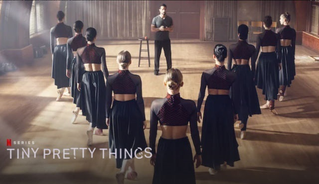 Netflix'in yeni dizisi Tiny Pretty Things 14 Aralık'ta başlıyor