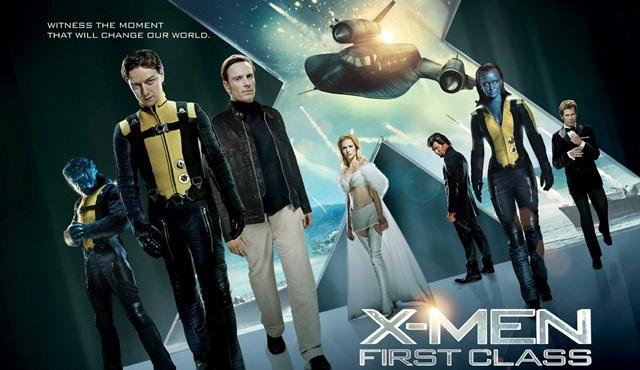 X-Men: Birinci Sınıf filmi atv'de ekrana gelecek!