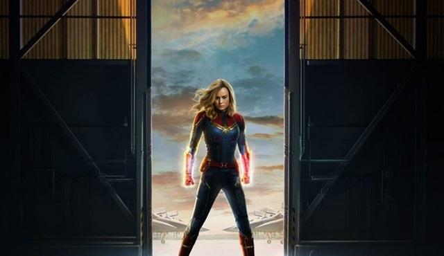 Captain Marvel filminden Super Bowl'a özel TV spotu geldi