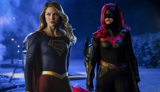 Melissa Benoist, Batwoman dizisine konuk olacak
