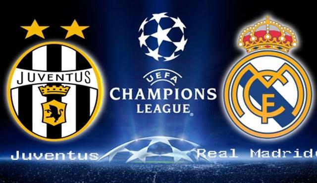 Şampiyonlar Ligi Maçı: Juventus-Real Madrid