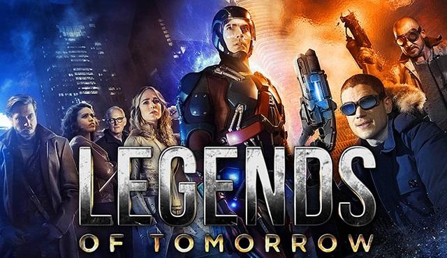 Legends of Tomorrow'da süper kahramanlar bir araya geliyor!