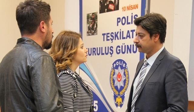 Kertenkele dizisi Polis Teşkilatının 171. kuruluş yılını unutmadı!