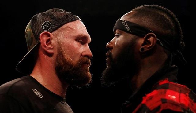 WBC Ağır Sıklet Şampiyonluk Maçı 2 Aralık'ta DMAX'te!