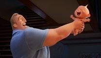 İnanılmaz Aile 2 filminin ilk teaser