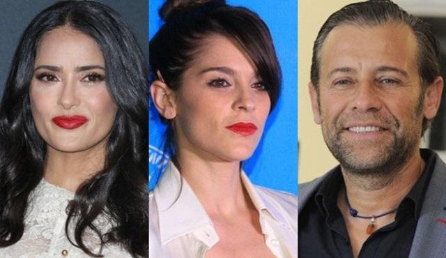 Netflix ve Salma Hayek'ten yeni bir dizi geliyor: Monarca