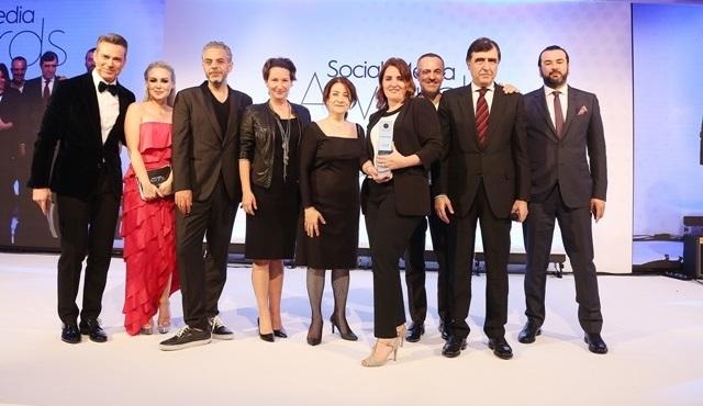 Social Media Awards Turkey Ödülleri sahiplerini buldu!
