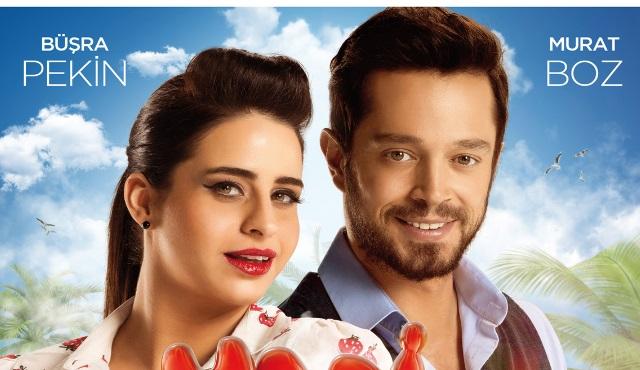 Murat Boz ve Büşra Pekin'in rol aldığı ''Hadi İnşallah'' TV8'de ekrana geliyor!