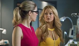 Charlotte Ross, Arrow'a geri dönüyor!