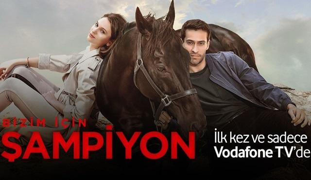 Şampiyon filmi sinemalardan sonra ilk kez Vodafone TV'de!