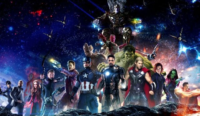 D23'te tanıtılan The Avengers: Infinity War filmine dair tüm detaylar