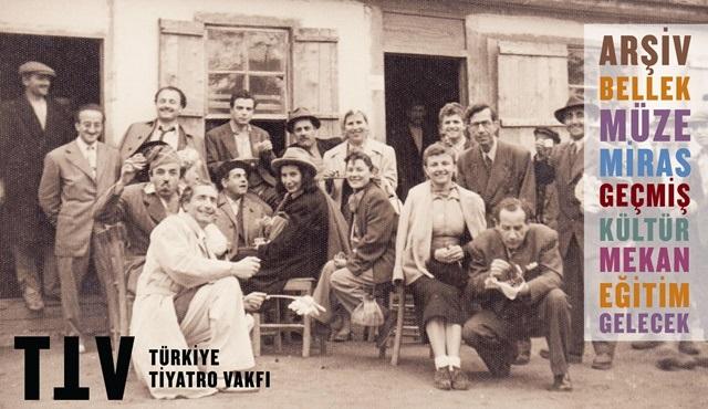 Türkiye Tiyatro Vakfı'nın Nisan ayı etkinlik programında neler var?