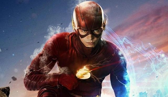 The Flash'ın üçüncü sezon posteri yayınlandı