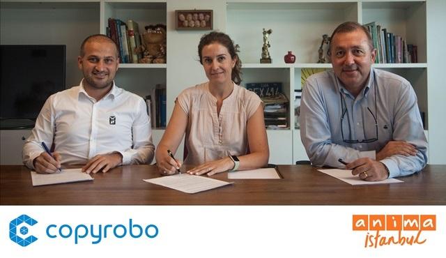 Anima İstanbul, Copyrobo ile anlaşarak blockchain teknolojisi kullanmaya başladı!