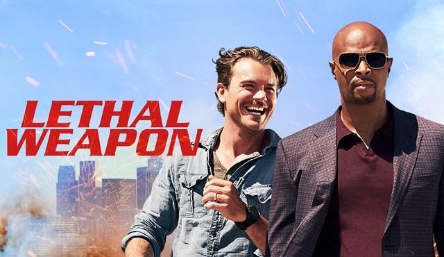 Lethal Weapon dizisi yeniden izlemek isteyenler için a2'de ekrana geliyor!