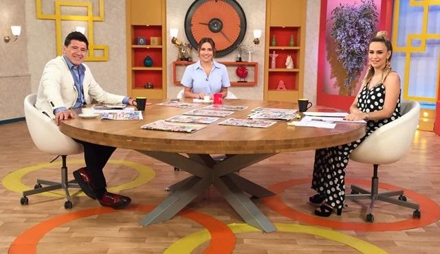 Seda Sayan, TV8'de yayınlanan Gel Konuşalım programına geliyor!