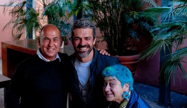Ferzan Özpetek'in hazırladığı Cahil Periler dizisinin çekimleri başladı