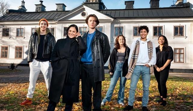 Netflix'ten İsveç yapımı yeni bir gençlik dizisi geliyor: Young Royals