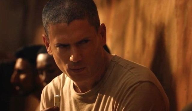 Ekrana dönmeye hazırlanan Prison Break'ten yeni bir sahne Comic Con'da paylaşıldı.
