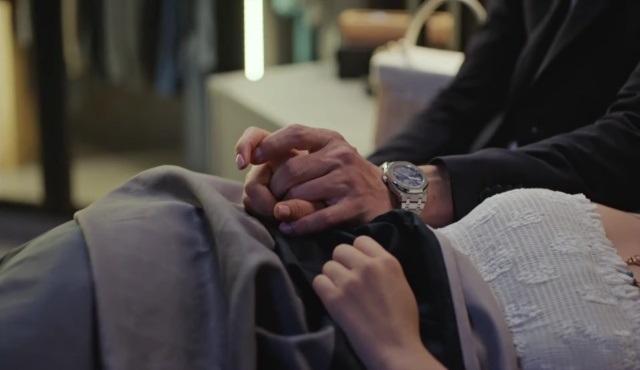Aşk Mantık İntikam: Kaçmadım, hayır, işte tam yanındayım... *