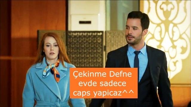 Kiralık Aşk Caps | Ömüş'ün evinde caps sofrası!