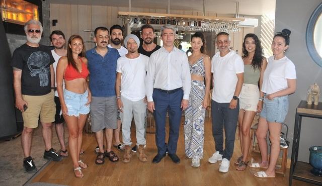 Dost Kazığı filminin çekimleri Marmaris'te başladı!