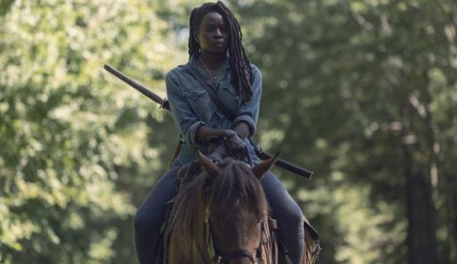 Danai Gurira da The Walking Dead'den ayrılıyor