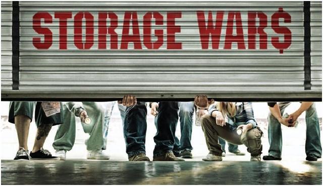 Storage Wars dünyasına hoş geldiniz!