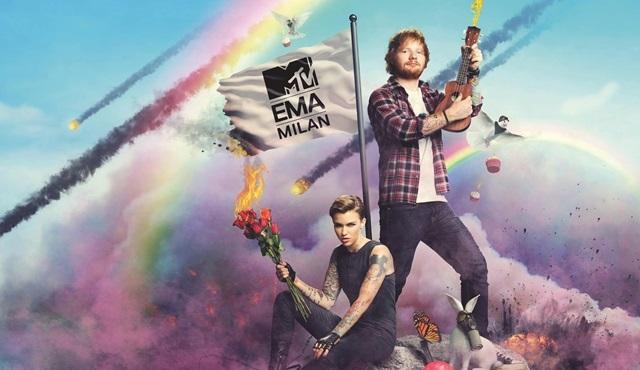 MTV EMA Ödül Gecesi'nin sunucuları belli oldu!