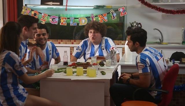 Tam Kafadan filmi Tv'de ilk kez Fox Türkiye'de ekrana gelecek!