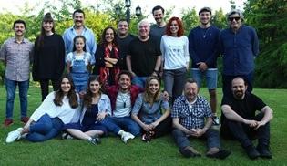TRT 1'in yeni dizisi Tövbeler Olsun'un çekimleri başladı!