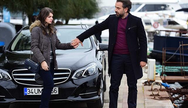 Pelin Karahan ve Yurdaer Okur'un dizisi Yeter sete çıktı