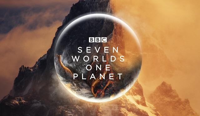 Seven Worlds, One Planet belgesel dizisinin fragmanı yayınlandı!