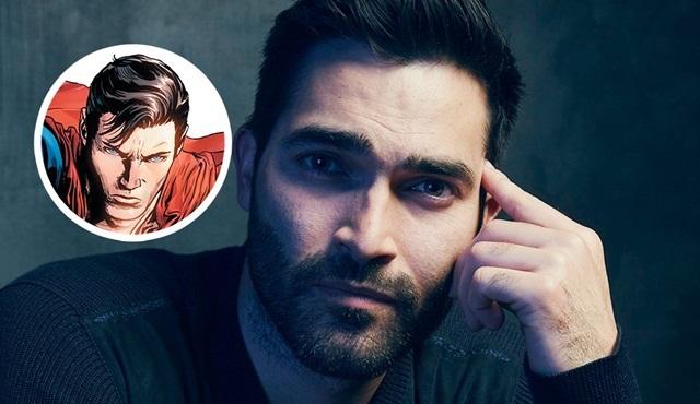 Yeni sezonda Supergirl'e konuk olacak Superman'den ilk görsel yayınlandı!